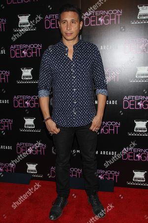 """Stock Picture of Actor Erik Palladino arrives at the premiere of """"Afternoon Delight"""" at the ArcLight Hollywood on in Los Angeles"""