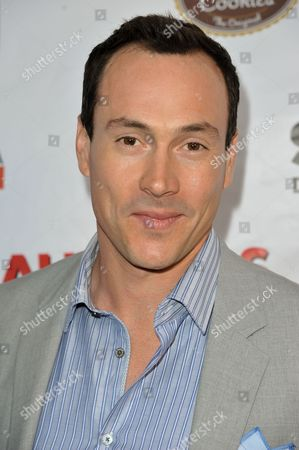 "Chris Klein arrives at the LA Premiere of ""Authors Anonymous"", in Los Angeles"