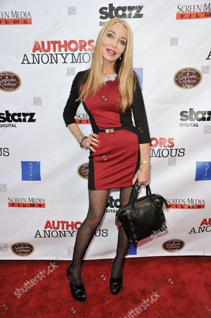 "Stock Photo of Lorielle New arrives at the LA Premiere of ""Authors Anonymous"", in Los Angeles"