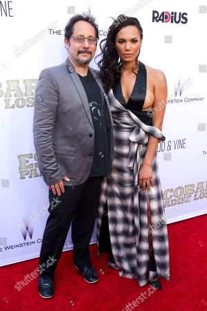 "Editorial photo of LA Premiere of ""Escobar: Paradise Lost"", Los Angeles, USA - 22 Jun 2015"