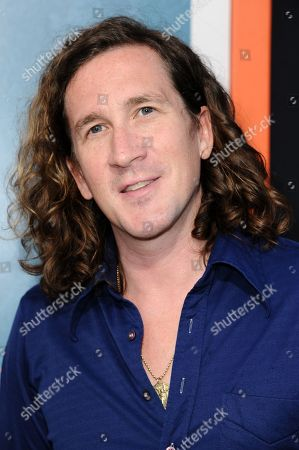 """Ian Brennan arrives at the LA Premiere Of """"Me And Earl And The Dying Girl"""" held at Harmony Gold Theater, in Los Angeles"""