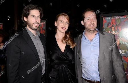 "Editorial image of LA Premiere Of ""Men, Women & Children"" - Red Carpet, Los Angeles, USA - 30 Sep 2014"