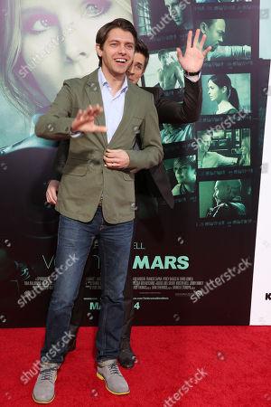 "Editorial image of LA Premiere of ""Veronica Mars"" - Arrivals, Los Angeles, USA - 12 Mar 2014"