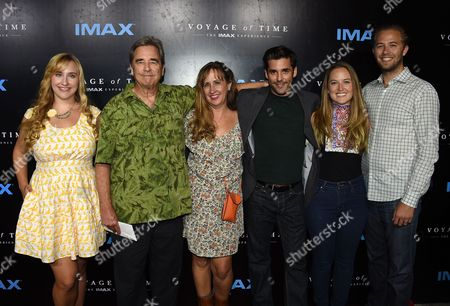 """Editorial picture of LA Premiere of """"Voyage of Time: The IMAX Experience"""" - Arrivals, Los Angeles, USA - 28 Sep 2016"""