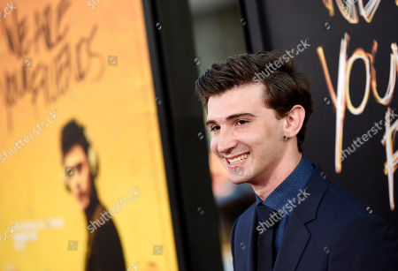 "Editorial photo of LA Premiere of ""We Are Your Friends"" - Red Carpet, Los Angeles, USA - 20 Aug 2015"