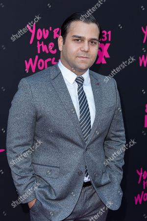 """Editorial image of LA Premiere of """"You're the Worst"""" Season Three - Arrivals, Los Angeles, USA - 28 Aug 2016"""