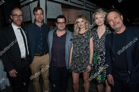 """Editorial picture of LA Premiere of FX's """"The Comedians"""" - After Party, Santa Monica, USA - 6 Apr 2015"""
