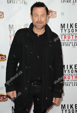 """David Talbert arrives at the LA premiere of """"Mike Tyson: Undisputed Truth"""" at the Pantages Theatre on Friday, March8, 2013 in Los Angeles"""