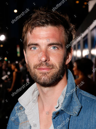 "Lucas Bryant arrives at the LA premiere of ""Rogue"" at the ArcLight Hollywood on in Los Angeles"
