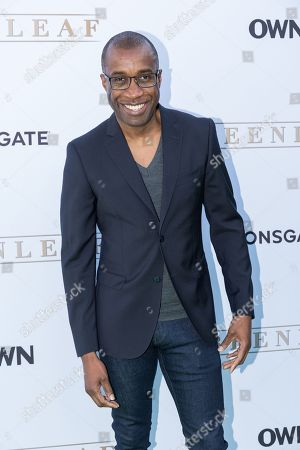 "Clement Virgo arrives at the season one premiere of ""Greenleaf"" at The Lot, in West Hollywood, Calif"