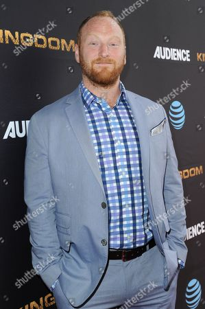"Editorial image of LA Premiere of Season Two ""Kingdom"" - Arrivals, Los Angeles, USA - 25 May 2016"