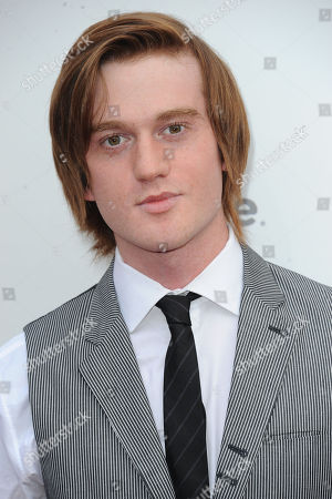 """Eddie Hassell attends the premiere party for """"Devious Maids"""" at the Bel-Air Bay Club on in Los Angeles"""