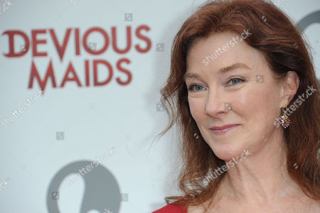 """Valerie Mahaffey attends the premiere party for """"Devious Maids"""" at the Bel-Air Bay Club on in Los Angeles"""