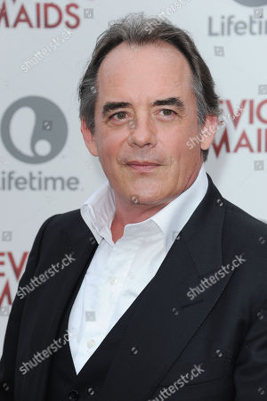 "Tom Irwin attends the premiere party for ""Devious Maids"" at the Bel-Air Bay Club on in Los Angeles"