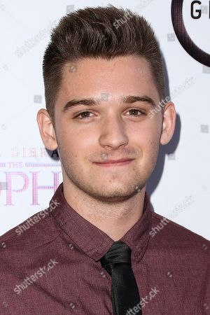 "Ben Stillwell attends the LA Special Screening of ""Kahlil Gibran's The Prophet"" held at LACMA's Bing Theatre, in Los Angeles"
