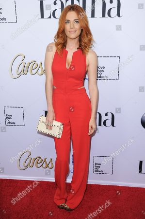 """Blair Bomar arrives at Latina Magazine's """"Hot List"""" party, at the London Hotel in West Hollywood, Calif"""