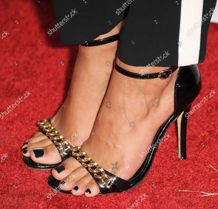 Stock Picture of Ashley Everett arrives at the Latina Magazine's Hot Hollywood List event at The Redbury Hotel on in Los Angeles