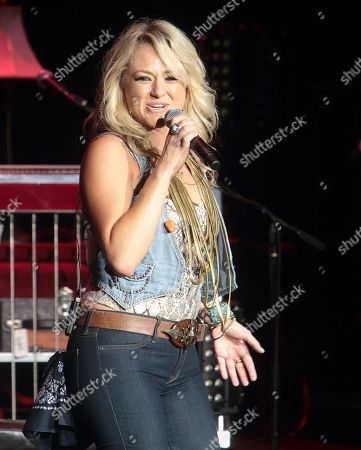 Country music singer-songwriter Leah Turner performs in concert at Merriweather Post Pavilion, in Columbia, Md