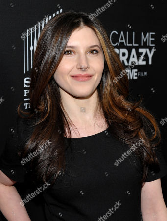 Editorial photo of Lifetime's Call Me Crazy Premiere Event, West Hollywood, USA - 16 Apr 2013
