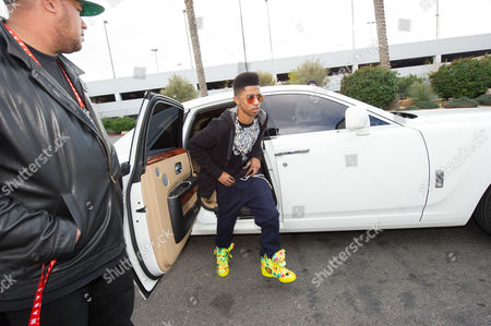 "Hip hop artist, ""Lil Twist"" arrives to International CES 2013, on in Las Vegas, NV for the debut of his new headphone collection ""Twist Swag Headphones by Nikura USA"