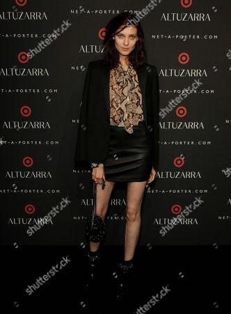 Kati Nescher attends the Altuzarra for Target launch event on in New York