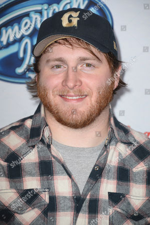 """Ben Briley attends FOX's """"American Idol XIII"""" finalists party at Fig & Olive Melrose Place on in West Hollywood, Calif"""