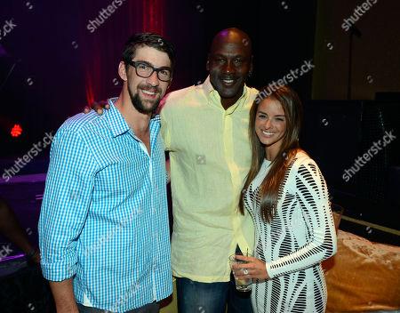 Editorial image of Michael Jordan Celebrity Invitational opening night dinner, Las Vegas, USA - 3 Apr 2013