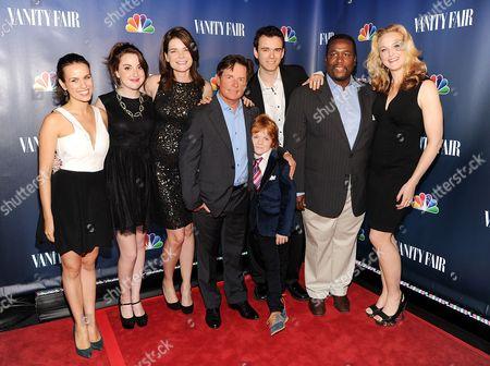 Editorial image of NBC 2013 Fall Season Launch Party, New York, USA - 16 Sep 2013