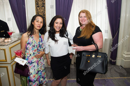 Editorial image of Networking Night Out NYC, Presented by the Television Academy, New York, USA - 12 Jun 2015
