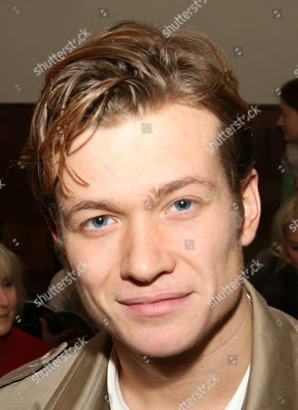 Stock Picture of Ed Speelers seen at the Nordoff Robbins Christmas Carol Service at St Luke's Church, in London