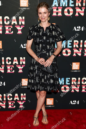 """Editorial image of NY Premiere of """"American Honey"""", New York, USA - 13 Sep 2016"""