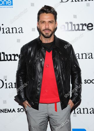 """Lorenzo Martone attends the premiere of """"Diana"""" hosted by The Cinema Society, Linda Wells and Allure Magazine at the SVA Theater on in New York"""