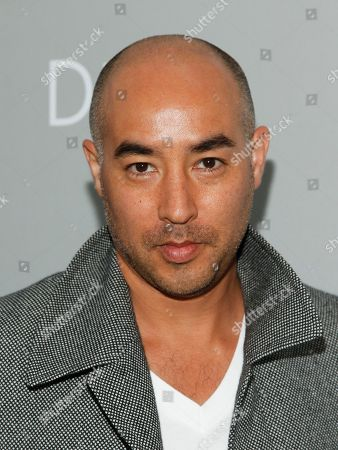"""Max Osterweis attends the premiere of """"Dior and I"""" at the Paris Theatre, in New York"""