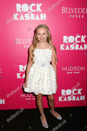 "Avery Phillips attends the premiere of ""Rock The Kasbah"" at the AMC Loews Lincoln Square, in New York"