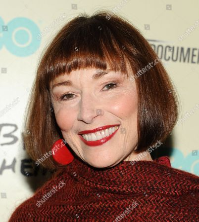 """Actress Karen Akers attends the premiere of HBO's """"Six By Sondheim"""" at the Museum of Modern Art on in New York"""