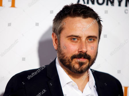 """Jeremy Scahill attends the premiere of """"Spotlight"""" at the Ziegfeld Theatre, in New York"""