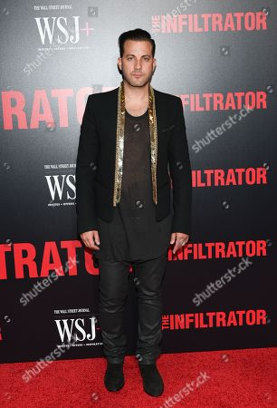 """Editorial photo of NY Premiere of """"The Infiltrator"""", New York, USA - 11 Jul 2016"""