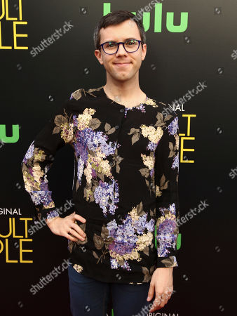"Cole Escola attends the premiere of Hulu's ""Difficult People"", in New York"