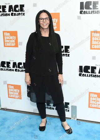 """Producer Lori Forte attends a special screening of, """"Ice Age: Collision Course"""", at the Walter Reade Theater, in New York"""