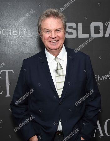 "Director John Madden attends a special screening of ""Miss Sloane"", hosted by The Cinema Society and Piaget, at the SAG-AFTRA Foundation, in New York"