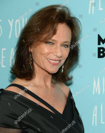 """Stock Image of Jacqueline Bissett attends a special screening of """"Miss You Already"""" hosted by The Cinema Society and Montblanc, in New York"""