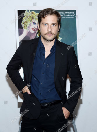 """Actor Kentucker Audley attends the special screening of """"Queen of Earth"""" at The Museum of Modern Art, in New York"""