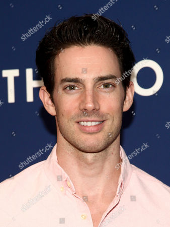 """Stock Picture of Actor Scott J. Campbell attends a special screening of """"The Hollars"""" at Cinepolis Chelsea, in New York"""