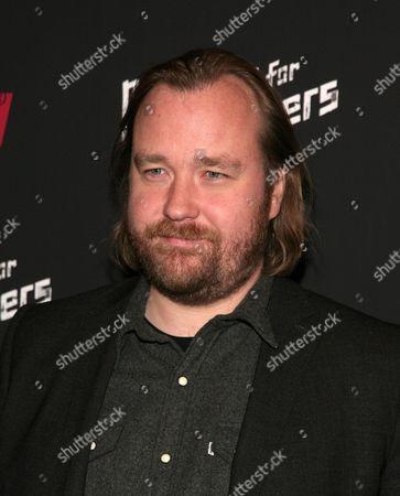 """Director Tom Berninger attends a screening of """"Mistaken For Strangers,"""", in New York"""