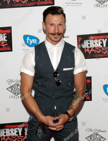 """Editorial picture of NY World Premiere of """"Jersey Shore Massacre"""", New York, USA - 19 Aug 2014"""