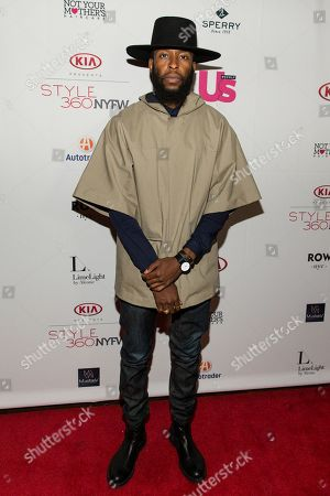 Lance Fresh attends the US WEEKLY celebrates Fashion Week at KIA STYLE360, in New York