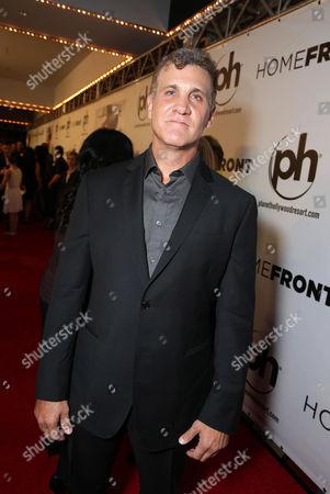 Director Gary Fleder seen at Open Road 'Homefront' Premiere, on in Las Vegas