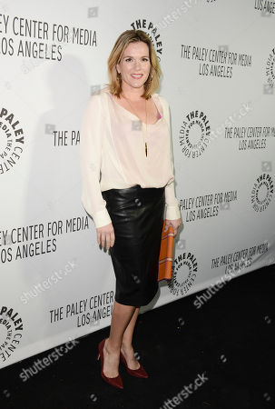 Actress Catherine Dent arrives at the Paley Center 2013 Annual Benefit Gala honoring FX Networks at the Twentieth Century Fox Studios on in Los Angeles