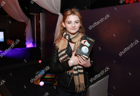 IMAGE DISTRIBUTED FOR PARK CITY LIVE - Morgan Lily is seen at PCL Day Lounge Day 2 on in Park City, Utah