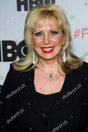 """Linda Kenney Baden attends the premiere of HBO's """"Phil Spector"""" on in New York"""